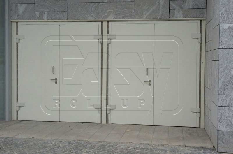 EXPLOSION-PROOF DOOR