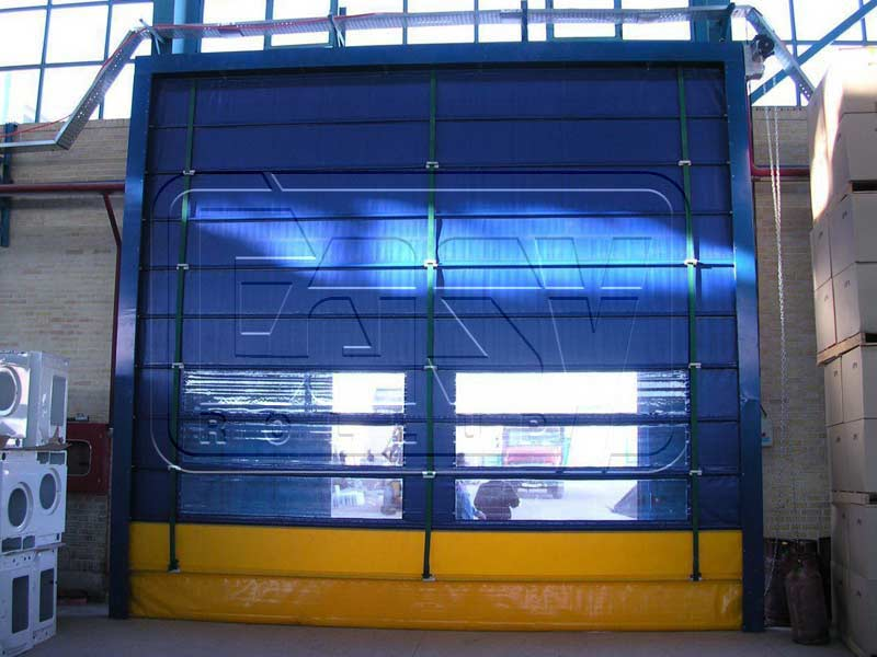 High-Speed Roller Shutter