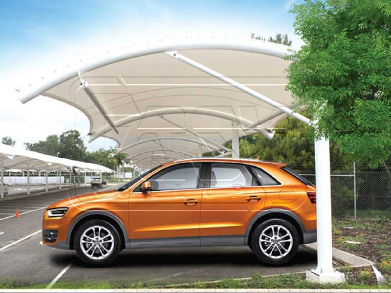 Fixed Parking Canopy