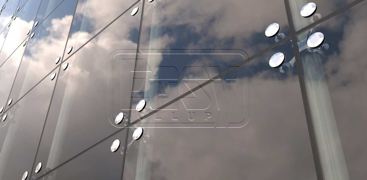 شیشه-های ساختمانی