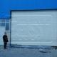 الأبواب الأوتوماتیکیه السحّابه المخصصه للمجال الصناعی فی مشروع باقرشهر