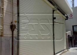 Industrial roller shutter Golbarg Store