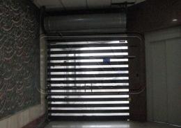 پروژه کرکره فروشگاهی ورودی مهستان کرج