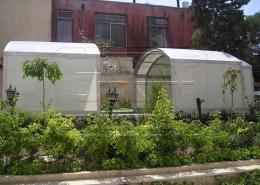 پروژه روکش استخر تهران