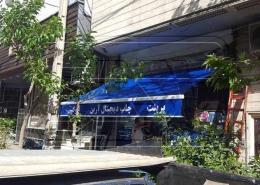 پروژه سایبان بازویی خیابان دولت