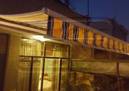 پروژه سایبان بازویی مسکونی لارستان