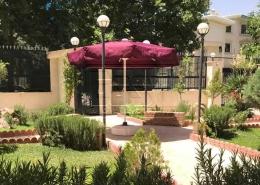 پروژه سایبان چتری ثابت تهران