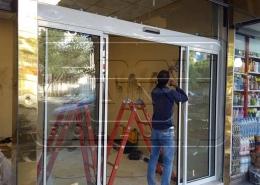 Automatic sliding glass Naziabad