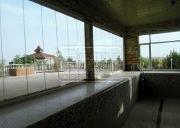 Folding Glass of Balcony