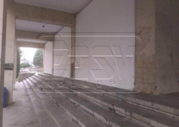 پروژه پرده رولاپ دانشگاه تهران