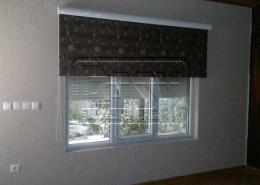 Zebra Curtain Project