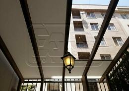 پروژه پرده سقفی حسینی شهرک غرب