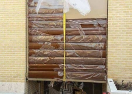 Louver Curtain Yazd