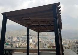 Tehran Pergola Project