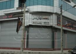 پروژه کرکره فروشگاهی کرج اصفهان فلز