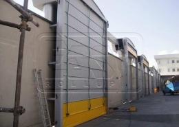 High-Speed Roller Shutter Naser Plastic Hakimieh Factory