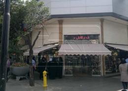 پروژه کرکره فروشگاهی جمهوری نبش باغ سپه سالار