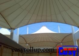 سایبان چادری کششی