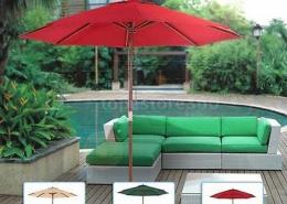 سایبان چتری ثابت