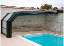 سقف متحرک استخر